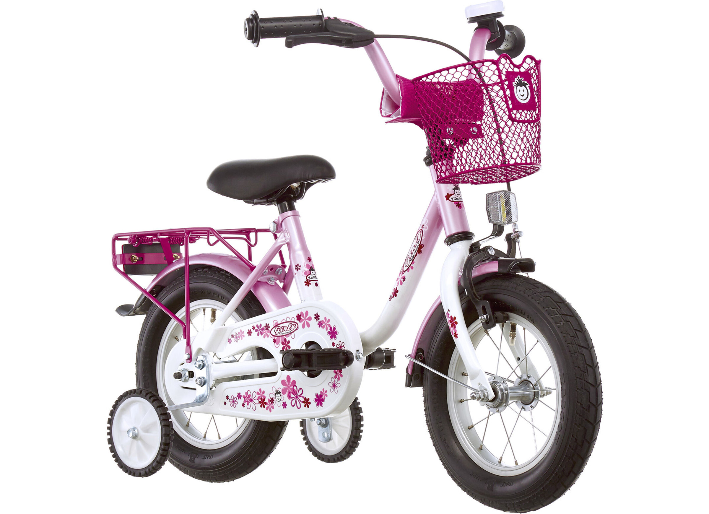 Vermont Girly 12 pink online kaufen | fahrrad.de